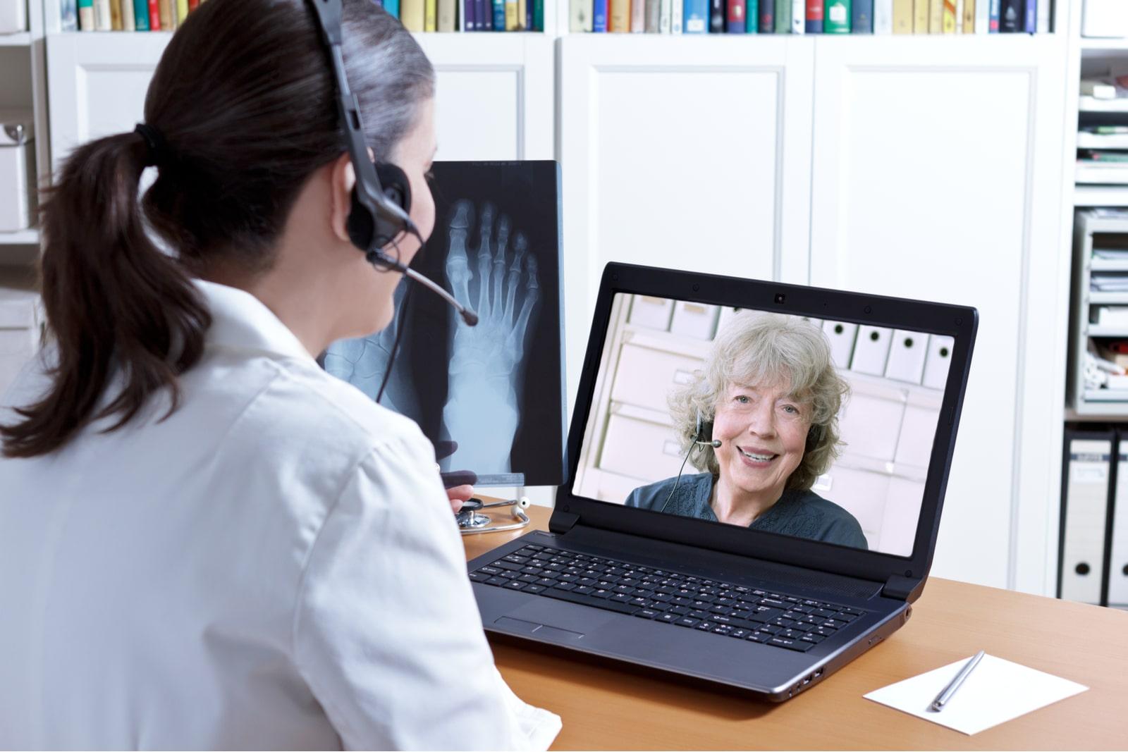 rozmowa z lekarzem telemedycyna