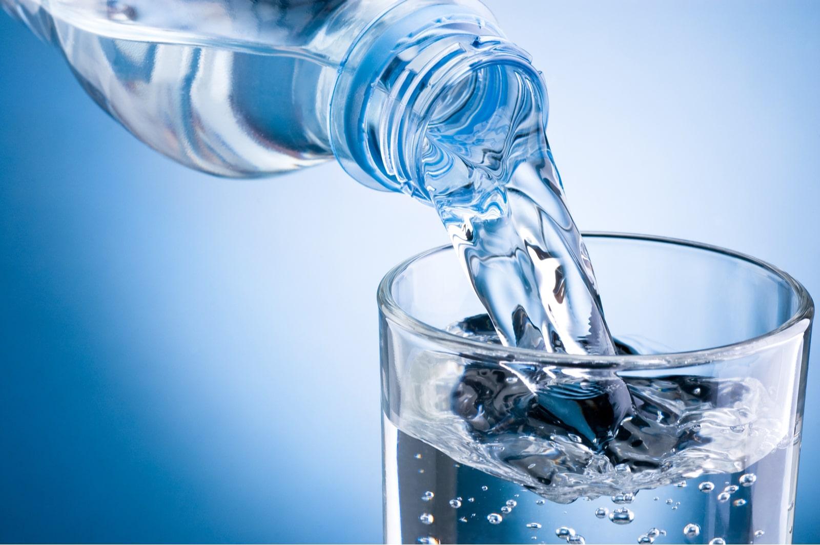 nerki a picie wody